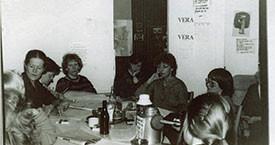 Kristín Jónsdóttir, Kristín Ástgeirsdóttir, Þórhildur Þorleifsdóttir, Ingibjörg Hafstað, María Jóhanna Lárusdóttir og Kristín Einarsdóttir