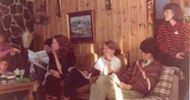 María Jóhanna Lárusdóttir, Margrét Auðar Hermannsdóttir, Kristín Jónsdóttir, Þóhildur Þorlefisdóttir, Guðný Guðbjörnsdóttir og Sigrún Sigurðardóttir