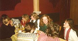 Helga Thorberg, Elín G. Ólafsdóttir, Kristín Jónsdóttir, Sigurbjörg Aðalsteinsdóttir