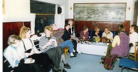 Víkin kvödd í maí 1988