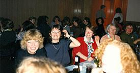 María Jóhanna Lárusdóttir, Kristín Árnadóttir, Kristín Ástgeirsdóttir, Elín G. Ólafsdóttir og Guðrún Guðmundsdóttir