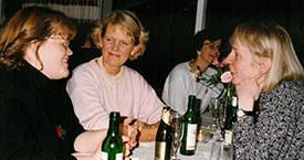 Salvör Gissurardóttir, Hulda Ólafsdóttir og Lilja Mósesdóttir