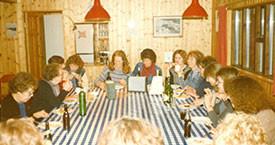 Málmfríður Sigurðardóttir, Kristín Jónsdóttir, Kristín Halldórsdóttir, Sigrún Helgadóttir, Guðrún Agnarsdóttir