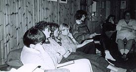 Kristín Einarsdóttir, Guðrún Agnarsdóttir, Kristín Jónsdóttir, Inga Dóra Björnsdóttir, Margrét Jónsdóttir