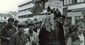 Samtök kvenna á vinnumarkaði1984