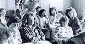 Solveig Jónsdóttir, Kristín Jónsdóttir, Elínborg Stefánsdóttir, Guðrún Jónsdóttir, Guðný, Guðrún Guðmundsdóttir, Guðný Guðmundsdóttir, Margrét Jónsdóttir
