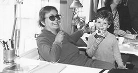 Ólafur Stefánsson og Kristín Árnadóttir