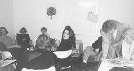 Guðný Guðbjörnsdóttir, María Jóhanna Lárusdóttir, Guðrún Ögmundsdóttir, Kristín A Árnadóttir, Margrét Sæmundsdóttir, Elín G. Ólafsdóttir