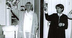 Guðrún Ögmundsdóttir tekur sæti Elínar G. Ólafsdóttur í borgarstjórn 1992