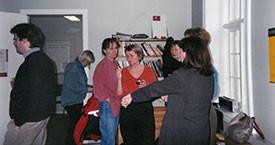 1999 Kjartan Valgarðsson, Linda Vilhjálmsdóttir, Guðrún Ögmundsdóttir, o.fl.