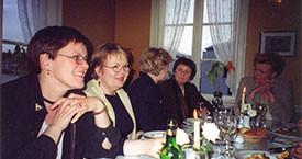 Kristín Einarsdóttir, Kristín Sigurðardóttir, Sigríður Lillý Baldursdóttir, Danfríður Skarphéðinsdóttir og Sigríður Dúna Kristmundsdóttir