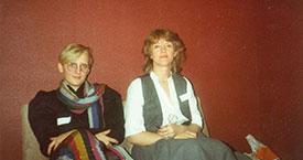 Stofnfundur Kvennalista 1983.