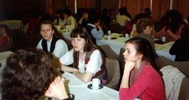 Stofnfundur Kvennalista 13. mars 1983.